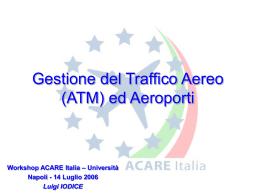 Workshop ACARE Italia