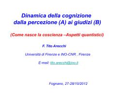 Arecchi2012 - Scienza Fede e Società