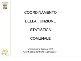 Slides intervento dott.ssa Pesaro