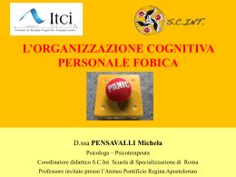 L`amore fobico - Scuola di Specializzazione in Psicoterapia