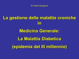 10 lezione(malattia diabetica)