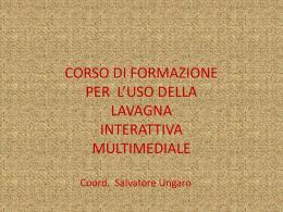 corso lavagna luminosa - Istituto Comprensivo di Montesano S/M