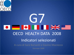 PPT: 2 Mb - SaluteInternazionale