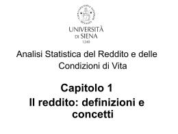 LezCap1 - Italiano
