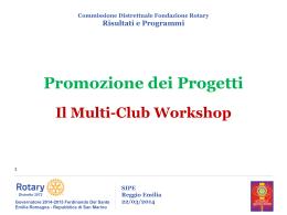Leonardo de Angelis – La Fondazione Rotary – parte 3