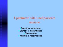 Diapositiva 1 - Benvenuti nel secondo anno del corso di infermieristica