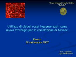 Rossi - Ordine dei Farmacisti della provincia di Pesaro e Urbino