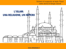 L´Islam: una religione, un impero