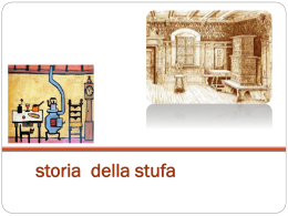 storia della stufa - ludus litterarius