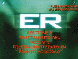 ALESSANDRO FAZIO MASSIMO MOSCHILLO