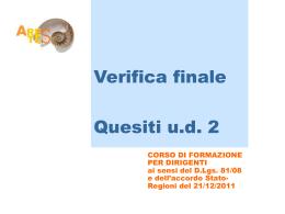 2_UD2-Quesiti - SicurScuolaVeneto