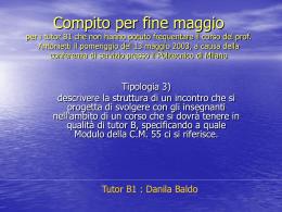 Modulo 1B -intro