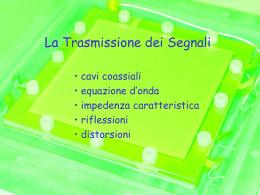 trasparenze - Sezione di Cagliari