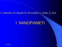 i Nanopianeti