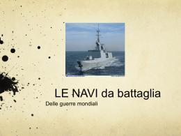 pp storia navi - 3Ccorso2012-13