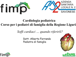 Soffi cardiaci (Alberto Ferrando)