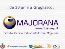Centro SAS - Vai a ITI Majorana