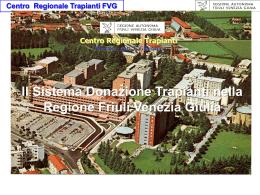 Centro Regionale Trapianti FVG