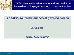 Caiazzo Andrea - Centro Basaglia