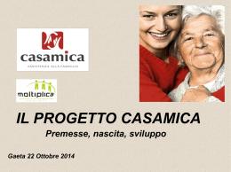 Consorzio Moltiplica di Perugia - Progetto