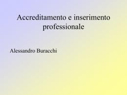 Buracchi Alessandro