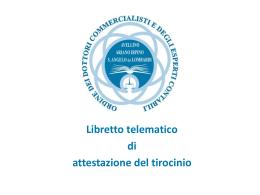 Libretto Telematico