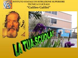 ISIS Galileo Galilei