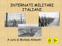 Internati militari italiani di Michela Alimonti