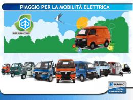 Piaggio Porter Electric Power