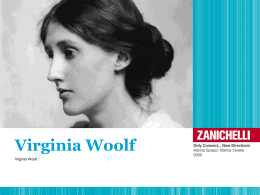 35. VIRGINIA WOOLF