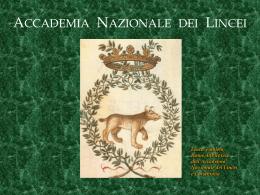 Palazzo Corsini - Accademia Nazionale dei Lincei