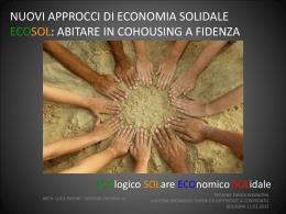 architettura bioecologica - ER Territorio - Regione Emilia