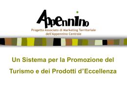 AppenninoPresentation - Università degli Studi di Urbino