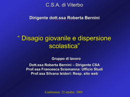 dispersione
