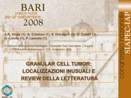 044 - A.R.Vitale, G.Crisman, et al.