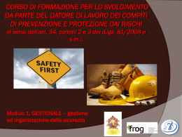 Slide n. 4 - modulo 2 - Ordine Avvocati Torino