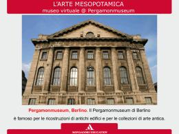 l`arte mesopotamica • ppt