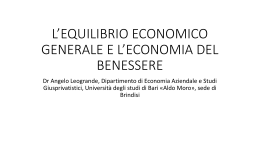 8a - Sede di Brindisi - Università degli Studi di Bari