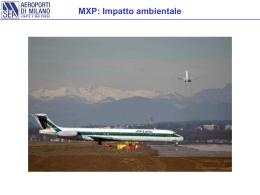 L`aeroporto di Malpensa - ing. Massimo Casarotto