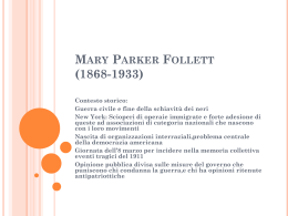 Mary Parker Follett