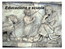 Educazione e scuola - Didattica Uniroma2