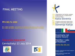 Delta 2000-Intervento final meeting Saltworks Cervia 23/07