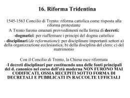 FONTI DEL DIRITTO CANONICO III PARTE.