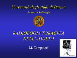 RADIOLOGIA TORACICA NELL`ADULTO