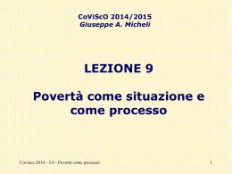 Covisco14.L10.PovertaCronicitaProcessi