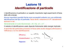 lezione 17bis - Dipartimento di Fisica e Geologia