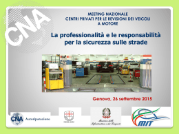 Meeting Genova 2015