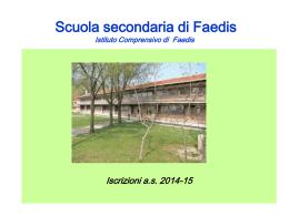 tempo prolungato - Istituto Comprensivo di Faedis