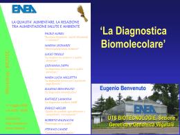 La Diagnostica Biomolecolare