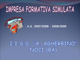 presentazione - A. Agherbino